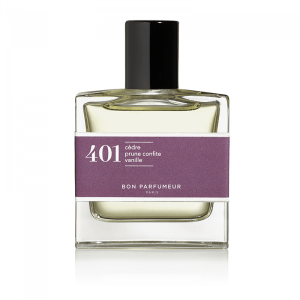 Bon Parfumeur Candied Plum, Cedar, and Vanilla Perfume