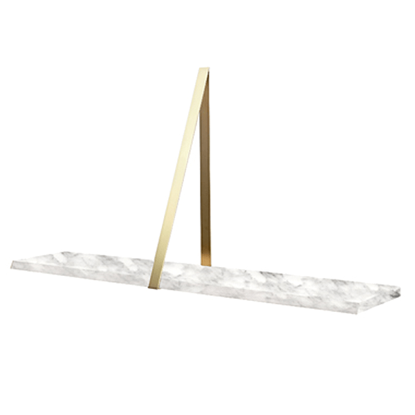 T-Square Marble Shelf