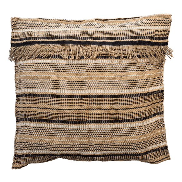 Brown Moroccan Arkesh Cotton Cushion