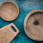 Wooden Chopping Boards, Set of 2