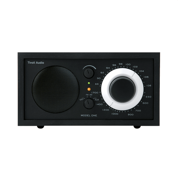 Black Ash Tivoli Clock Radio One