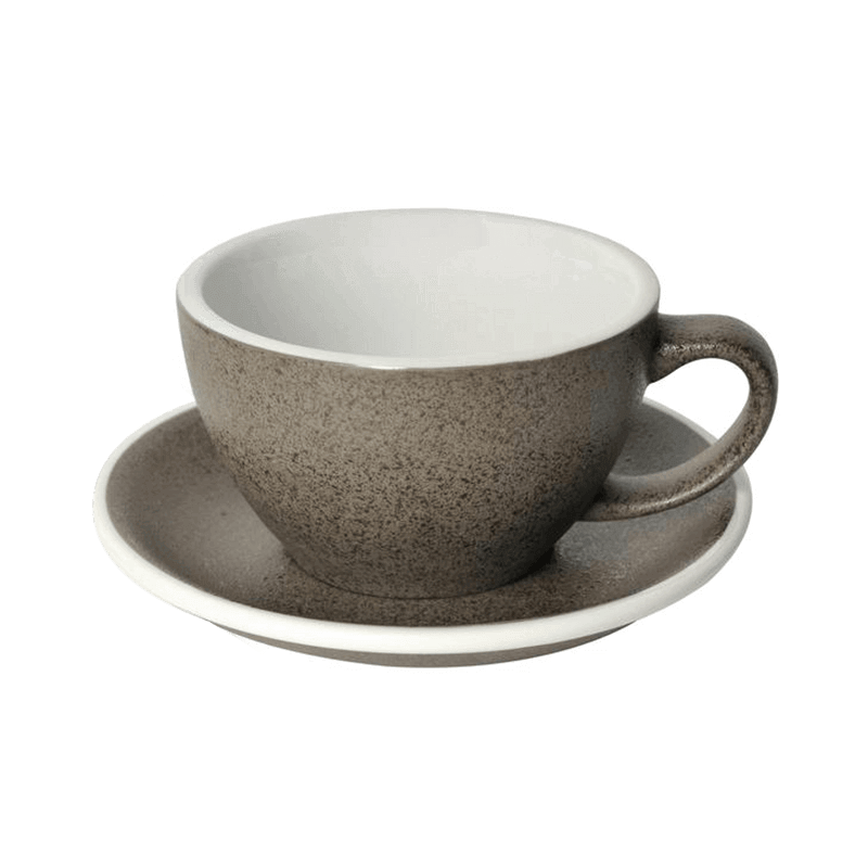 Coffee Latte Cup and Saucer