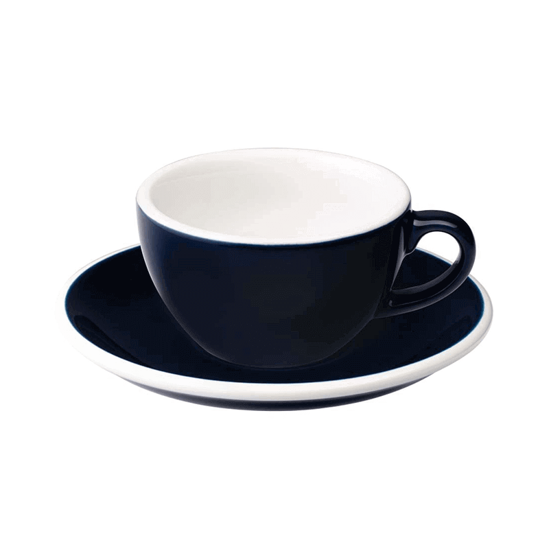 Flat White Cup and Saucer