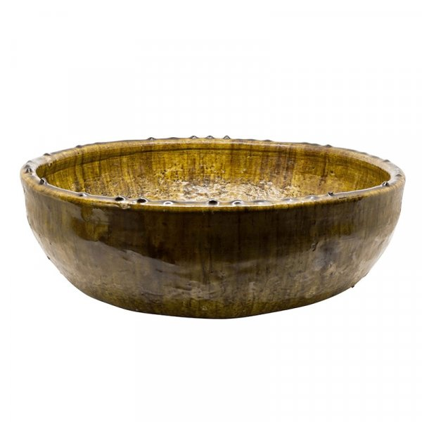 Large Terracotta Salad Bowl