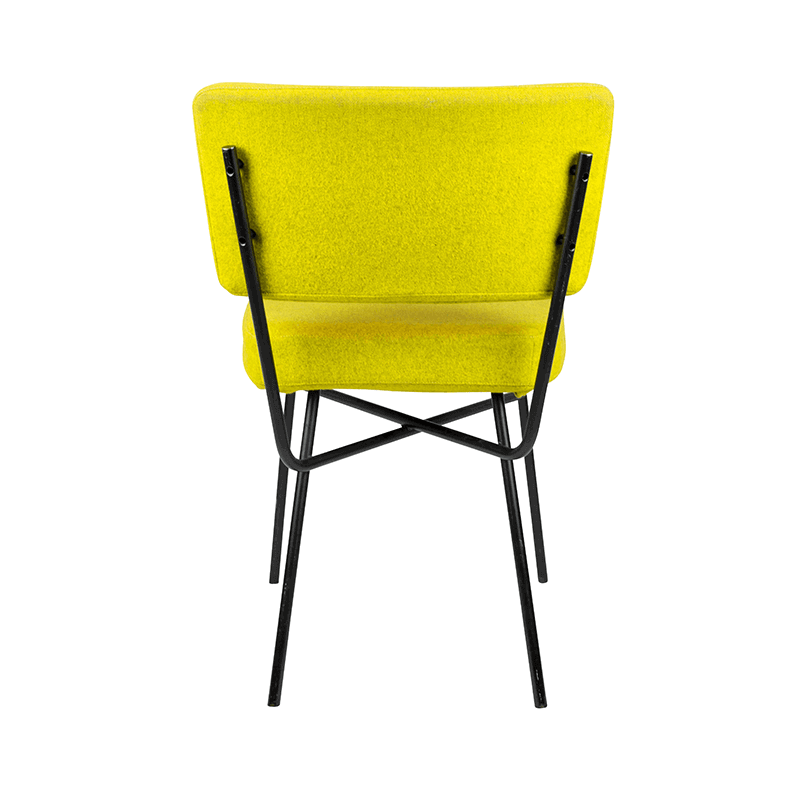 Yellow Elettra Dining Chair
