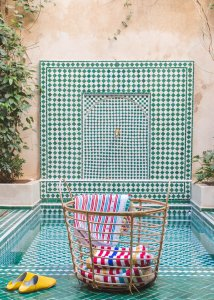 Make Yourself at Home: Review of The El Fenn, Marrakech