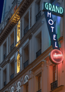Make Yourself at Home: Review of the Hotel Grand Amour, Paris