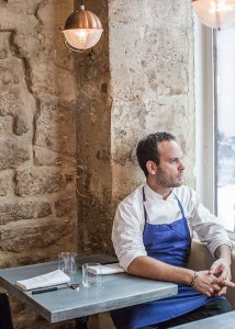 Meet the Maker: Gregory Marchand, Chef and owner of the Frenchie, London.