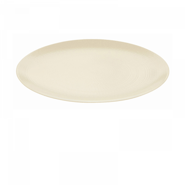 Modulo Nature Kaolin Dinner Round Plate, Set of 6