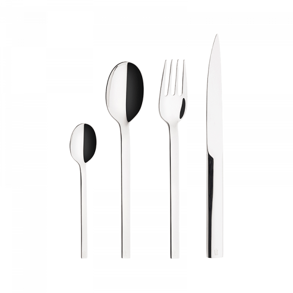 Stark Stainless Steel Cutlery, Set of 4 pieces