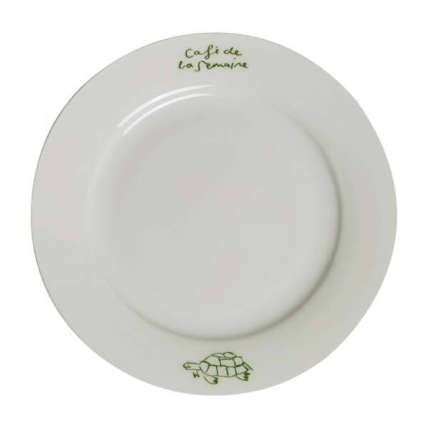 Café de la Semaine – Semaine x Luke Edward Hall Side Plate