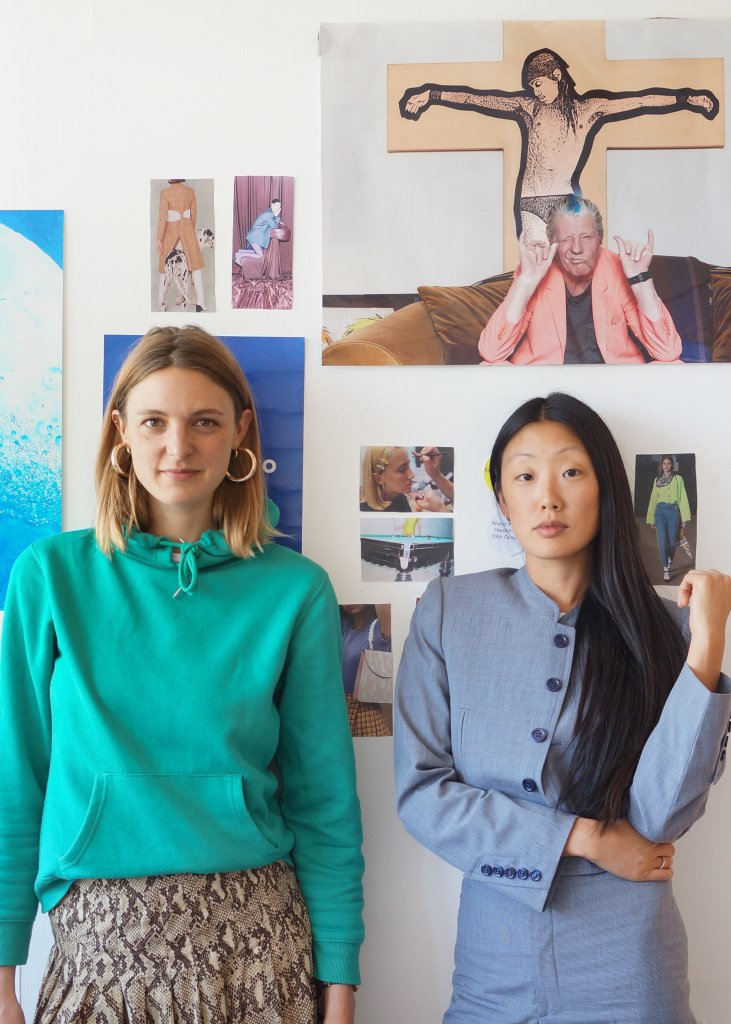 Meet the Makers: Michelle Lu and Georgina Harding, Café de la Semaine, Paris