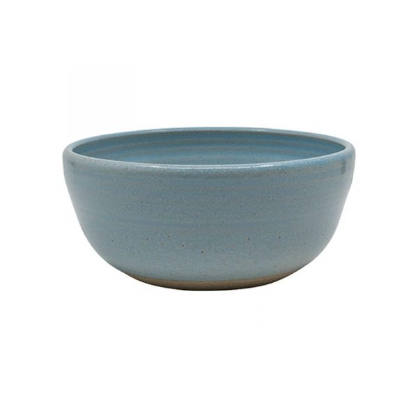 Blue Terracotta Bowls, Set of 4 or 6