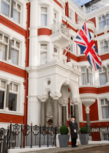 Make Yourself at Home: Review of the St James Hotel, London
