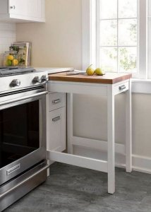 5 Small kitchen ideas: how to transform a tiny space