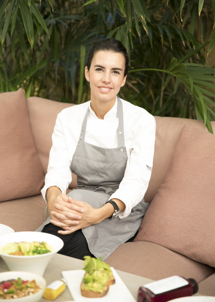 Meet the Maker: Paola Muñoz Andrea Pineda, Chef of La Terrazza by Floret, Florence
