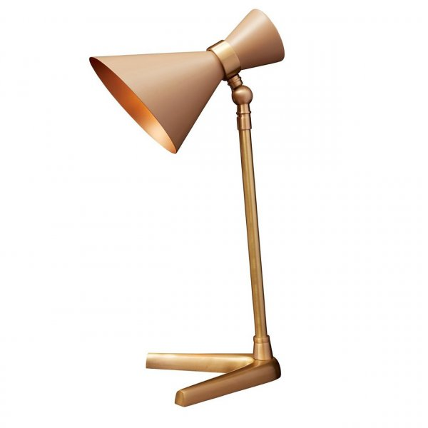 Velona's Jungle Peggy Beige Table Lamp