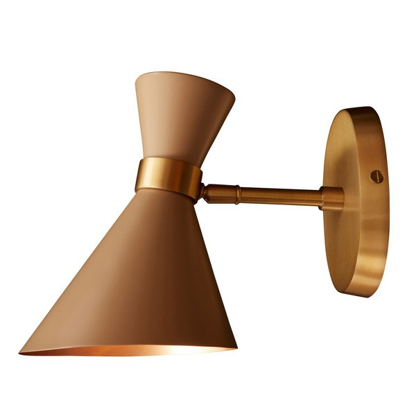 Peggy Beige Wall Small Lamp