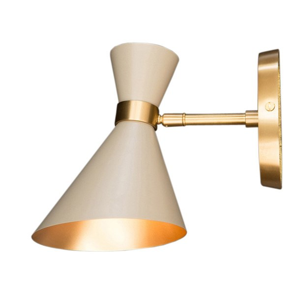 Peggy Grey Wall Small Lamp
