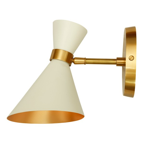 Peggy White Wall Small Lamp