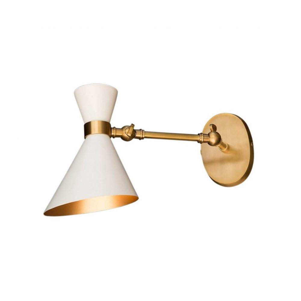 Peggy White Wall Lamp