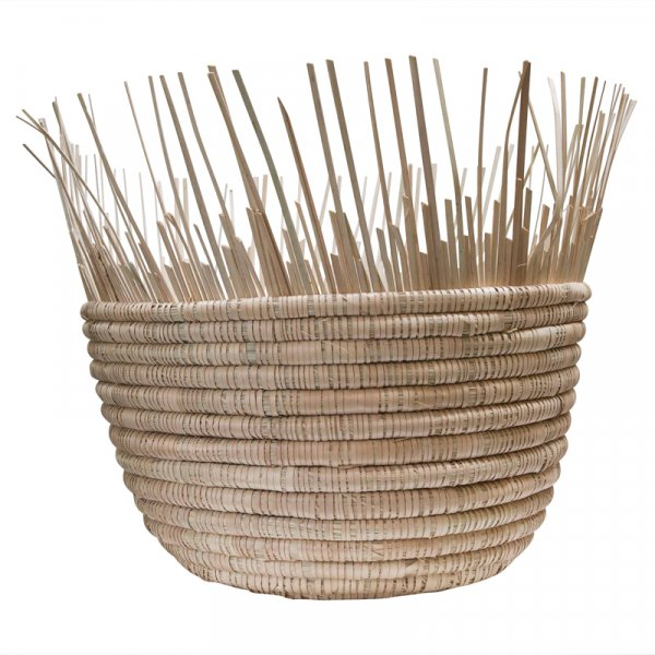 Private: Handmade Rattan Sun Storage Basket