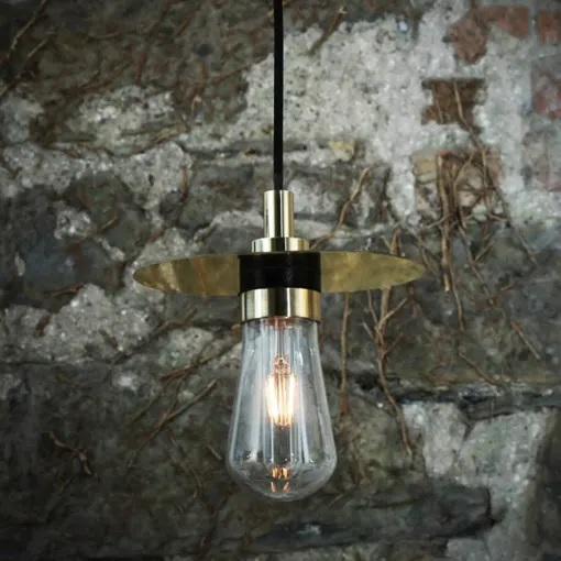 Kai Pendant Light IP65-Silver