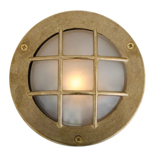Muara Flush Wall Light 14CM IP64