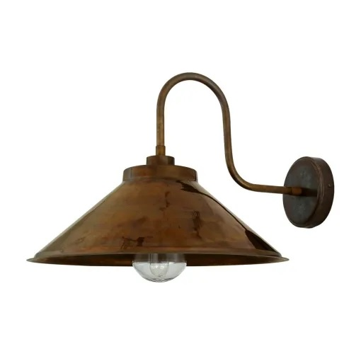 Nerissa Swan Neck Wall Light IP65