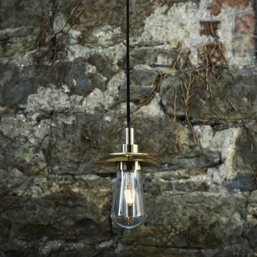 Ren Pendant Light IP65-Silver