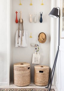 How to optimise your storage in a small space?