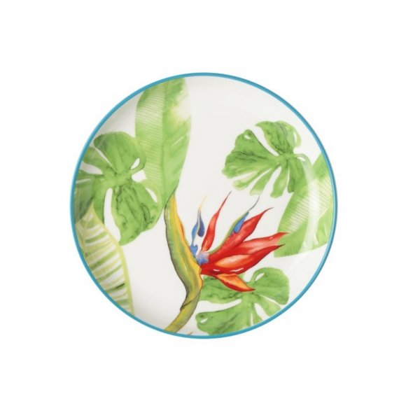 Small Paradise Plate, Set of 4