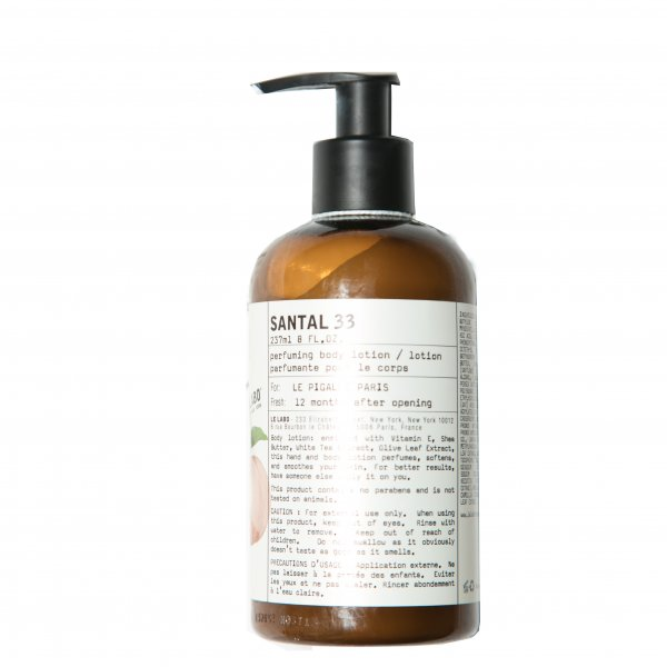 Santal 33 Body Lotion, Le Labo x Le Pigalle