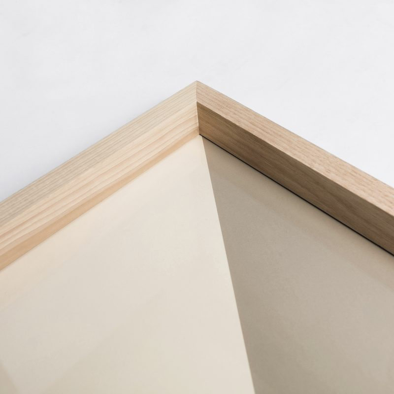 Louise Gray Hickory Frame