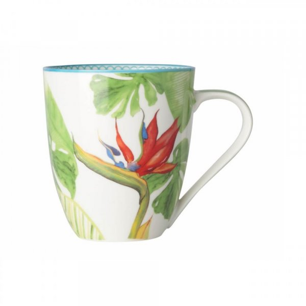 Paradise Mug 500ml, Set of 4