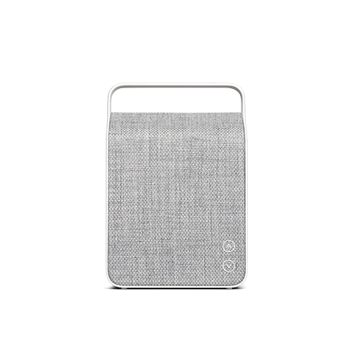 Pebble Grey Oslo Aluminium  Speaker