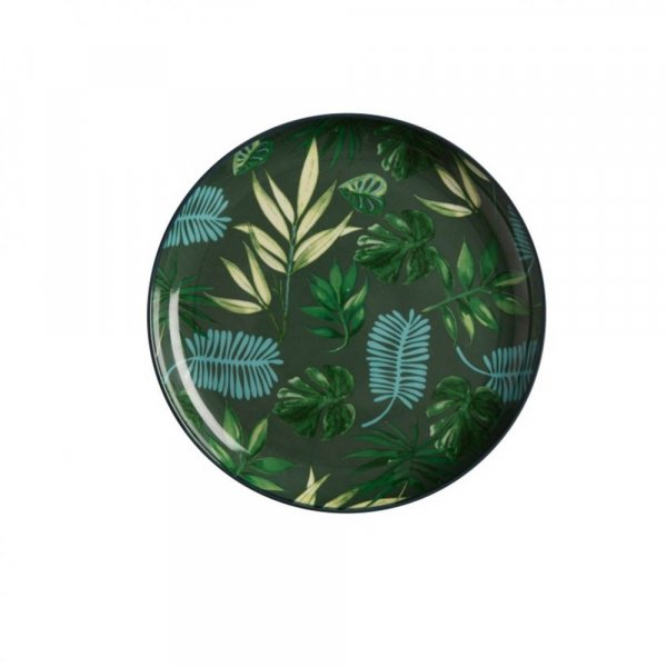 Tropical Nights Big Plate, Set of 4