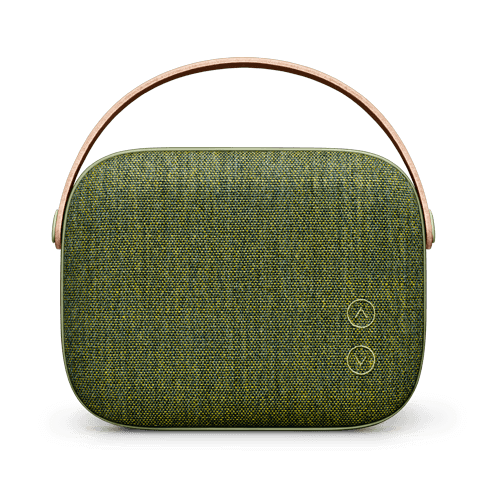 Willow Green Helsinki Aluminium Speaker