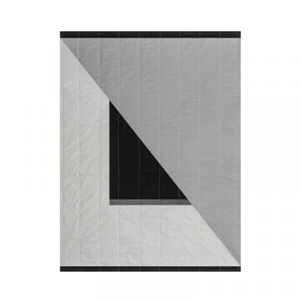 Louise Gray Afton Throw Quilt