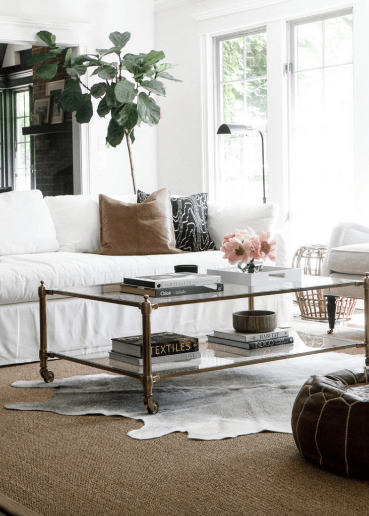 Coffee table styling tips for every interior decor trend