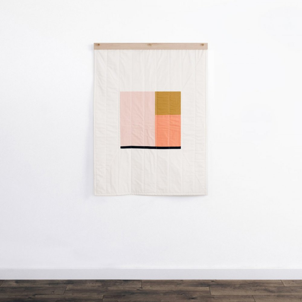 Louise Gray Elora Little Quilt