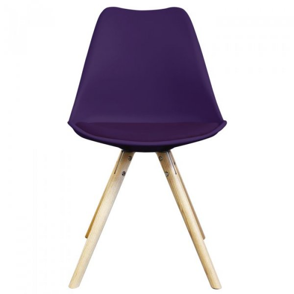 I-DSW Chair in Pyramid Natural Legs