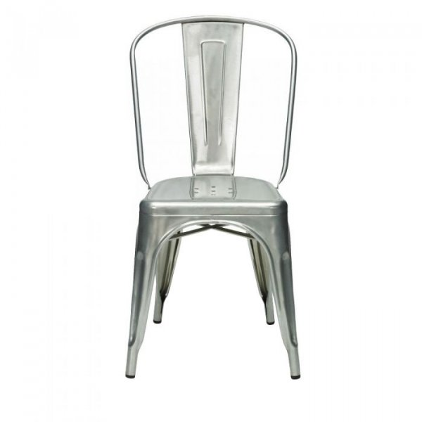 Tolix Style Steel Chair