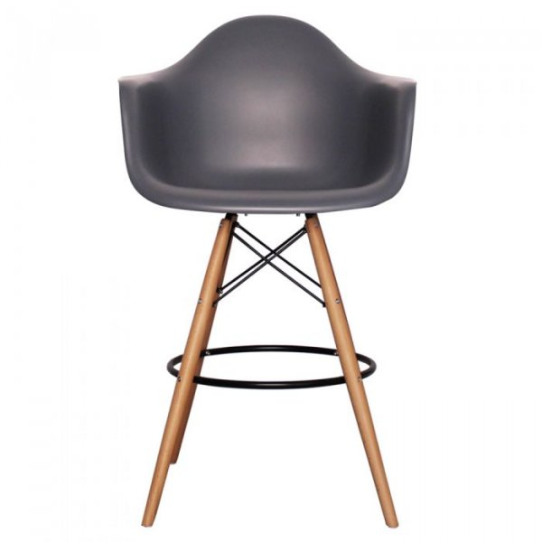 DAB Bar Stool in Natural Legs and Polypropylene