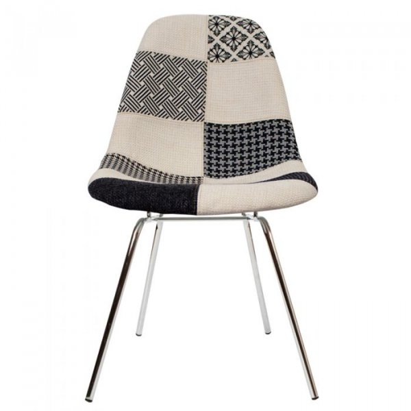 DSX Side Chair in Fabric