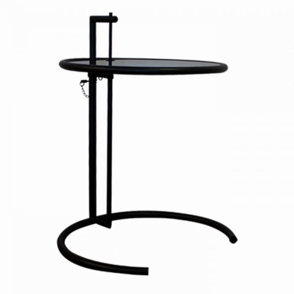 Side Table in Glass