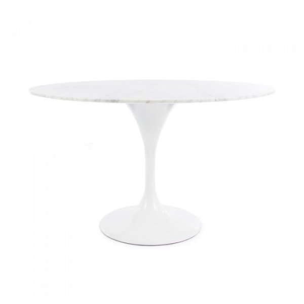 Tulip Style Table-Marble Diameter Top