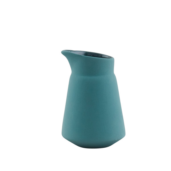 Green Ceramic Milk Jug