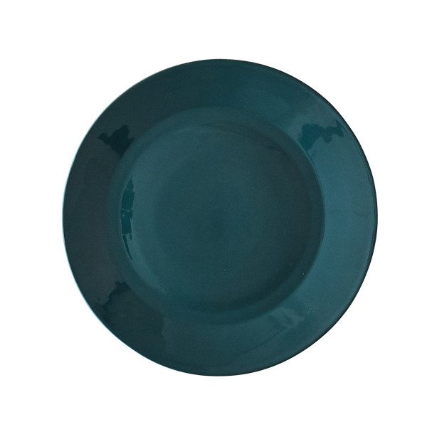 Green Ceramic Side Plate