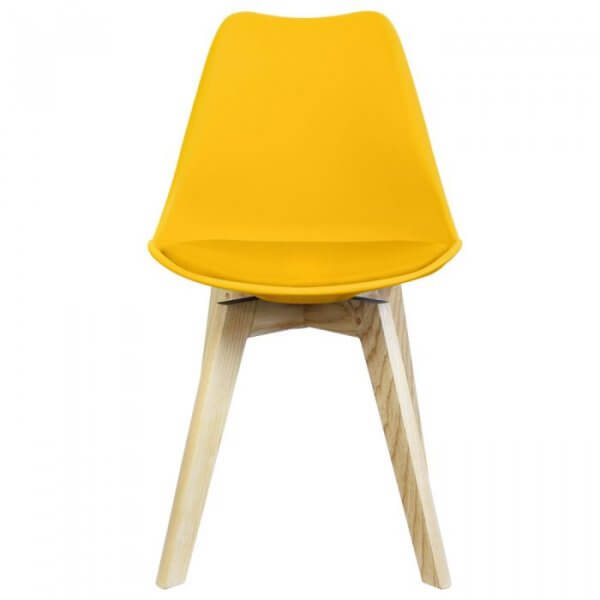 Private: I-DSW Chair in Natural Squared Legs